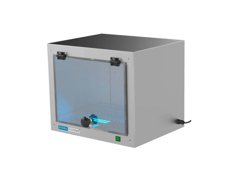 DS410 cabinet | Baaijens UV-C Solutions